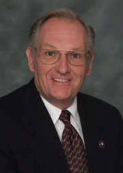 COL Charles H. Schluter, USA Ret., President 1998-2000