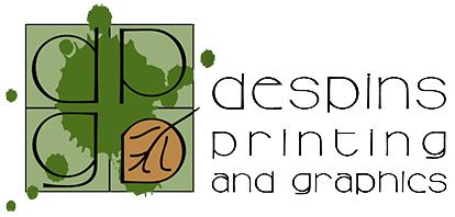 Despins Printing Logo