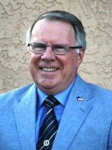 53rd Arizona Chapter President Lt. Colonel Jim Cullison, USAF (Ret)