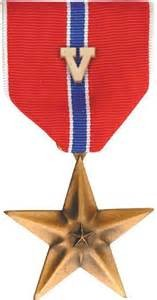 Bronze Star for Valor